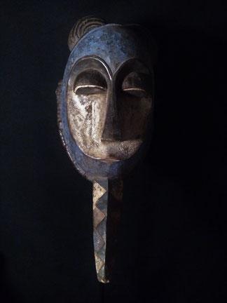 Maschera del festival Goli (collezione personale)