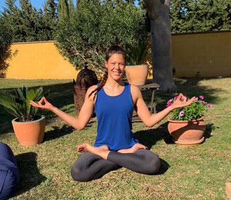 Yoga classes Conil