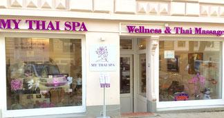 MY THAI SPA Wellness & Thai Massage Eimsbüttel Rotherbaum, Schlüterstraße 84