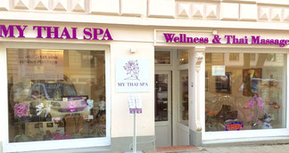 MY THAI SPA Wellness & Thai Massage Hamburg Eimsbüttel Rotherbaum, Schlüterstraße 84