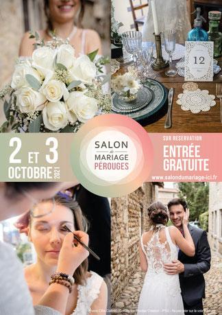 Salon du Mariage de Pérouges Tout commence ici 2 et 3 Octobre 2021