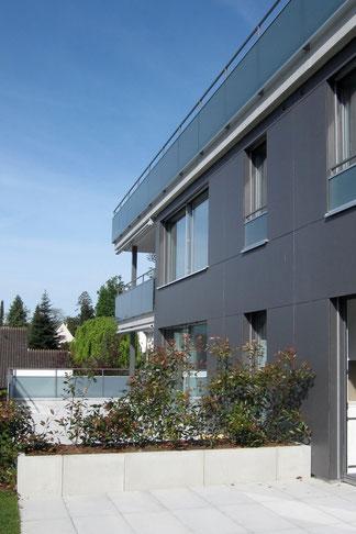 MFH Rosengartenhalde, Luzern / 2012