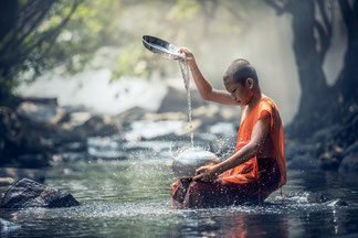 séjour Zen en aragon sierra de guara bien-être kinésiologie