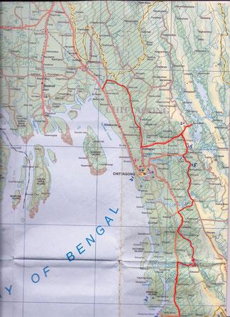 Bangladesh sud