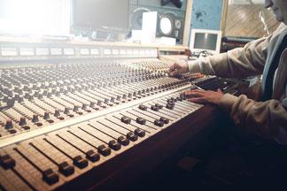 PalmaVideo Sound Design Palma de Mallorca Mixing Desk