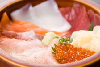 特上海鮮ちらし寿司