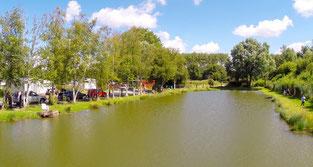 Camping La Garenne de Moncourt ****