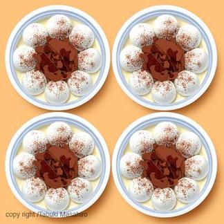 NRDアイスクリーム/チョコバニラのイラスト
