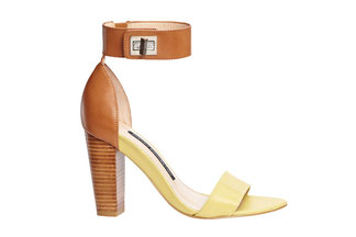 CATRIN coloris Lemon/Tan
