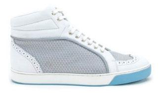 JAMES2 coloris White/grey sole