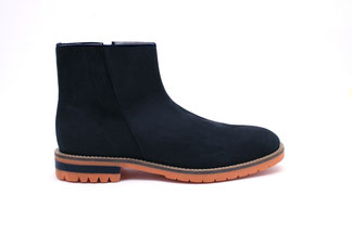 GORDON3 coloris Black/nubuck