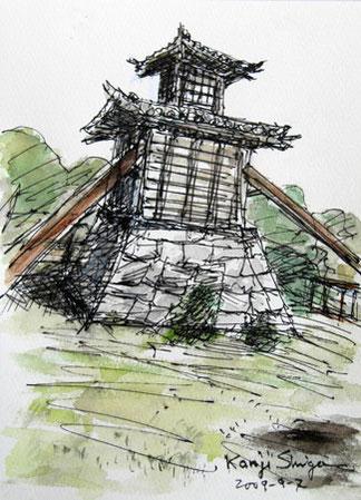 神奈川県横須賀市・浦賀の燈明堂