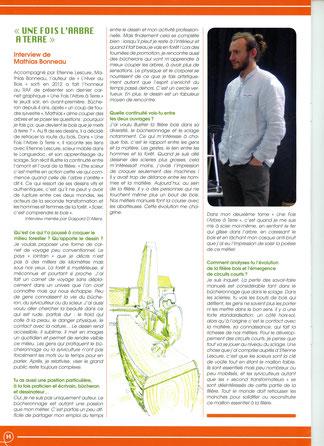 Lettre d'information du Réseau pour des Alternatives Forestières, mai 2017
