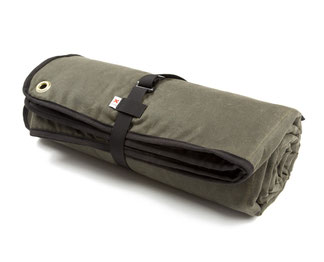 Best Made Company Waxed Canvas Blanket
