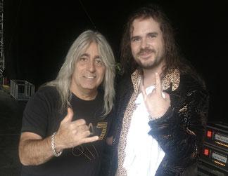 Mikkey Dee (Scorpions, Motörhead) & me