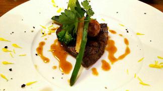 牛フィレ肉のフォンドボー