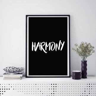 Creative Lifestyles Typografie Poster