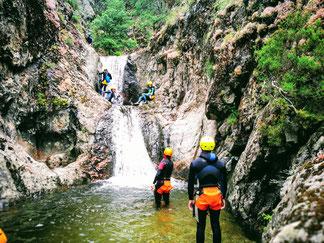 Escursioni, tour e attività eco turistiche in Sardegna : trekking, bici, cicloturismo, mtb, canoa, kayak, canyoning, torrentismo, diving, immersioni, barca a vela, snorkeling