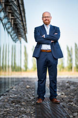 Geschäftsführer QBC - Patrick Hofstadt