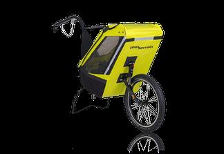 Biketrailer tout terrain