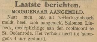 Hoornsche courant 01-05-1919