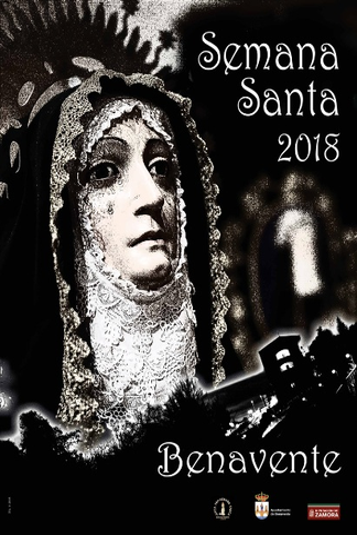 Cartel de la Semana Santa de Benavente 2016