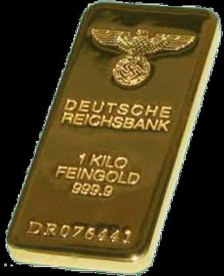 Nazi Gold bar