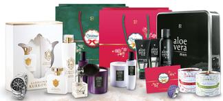 Nouveautés et idées cadeaux spécial Noël de LR Health and Beauty Systems