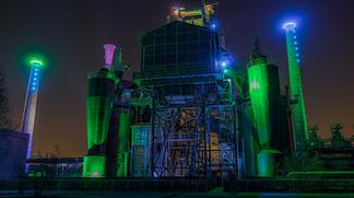 Langzeitbelichtung Fotoworkshop NRW Nachtfotografie