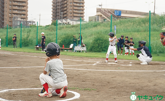 ヤキュイク 2019.10.7 紅白戦から垣間見える、話題の少年野球チームに子どもが集まる理由