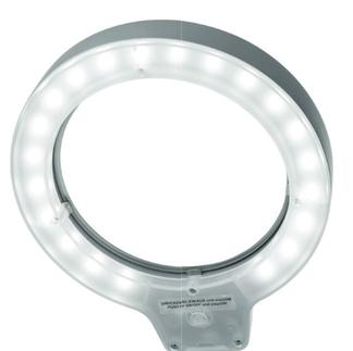 LED Ringlicht der Lupenleuchte