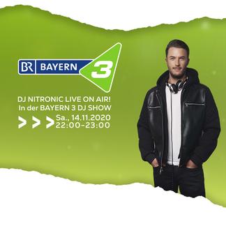 Bayern 3 Logo - Dj Nitronic Bamberg - Dj Bamberg