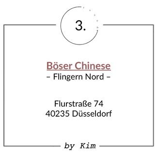 Böser Chinese