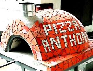ANTHONY様の車に載せたピザ窯
