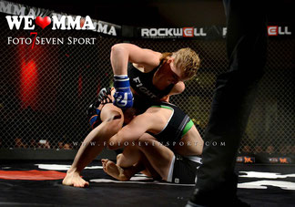 Camila Hinze (CSA.DK) vs Sylvia Nagel (Hilti BJJ IMAG Berlin) We Love MMA