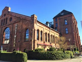 Das Hotel Gastwerk in Hamburg-Bahrenfeld