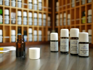 Ätherische Öle, Aromamischung, Aromatherapie