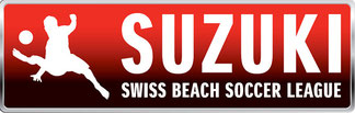 Suzuki Swiss Beach Soccer League