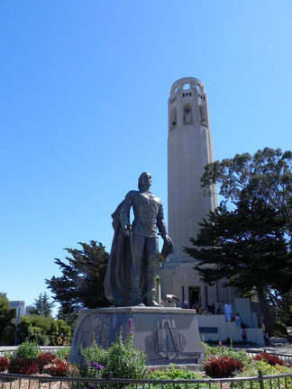 Coit Tower / Telegraph Hill