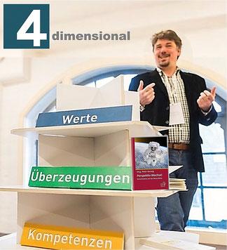 Michael Heß - der Autor - in Aktion.