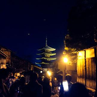 スケッチ京都観光