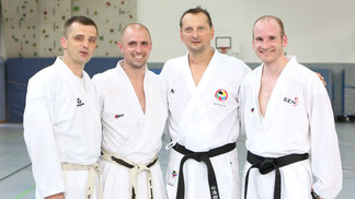 Karate Sommercamp Thomas Lamm