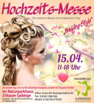 Hochzeitsmesse Waltersdorf, Hochzeits-Messe Wedding Style, Wedding-Style, Naturparkhaus