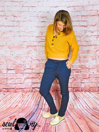 Pants: #meineLudwig by #LotteundLudwig