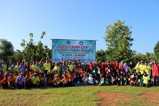 Through eco-camp all schools connect together