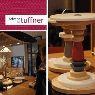 Andvent bei Möbelgalerie Tuffner_ vonHollstein war dabei