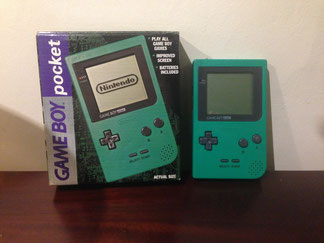 Game Boy Pocket Console Variations The Database For All Console