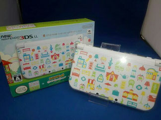 New nintendo 3ds console variations the database for all - Animal crossing happy home designer bundle ...
