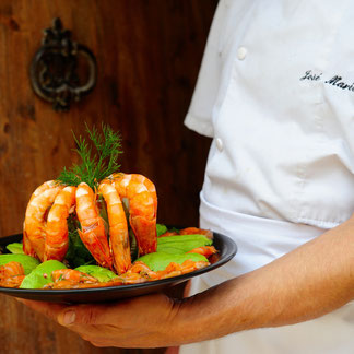Hameau des Baux, hôtel-restaurant dans les Alpilles