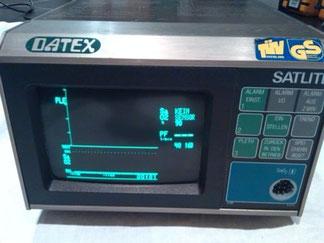 Datex Satlite Monitor für Medizin und Praxis